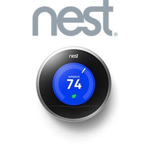Nest Thermostat- 2 Smart Device Points