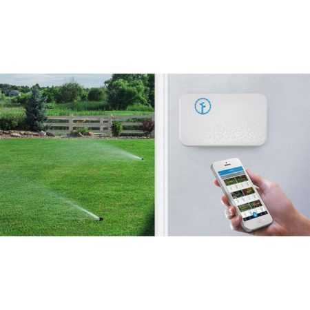 Smart Sprinkler System- 2 Smart Device Points